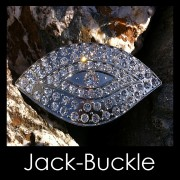 Buckle Auge Strass Fashion Mode Gürtelschnalle